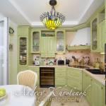 Интерьер кухни. © Андрей Хроленок