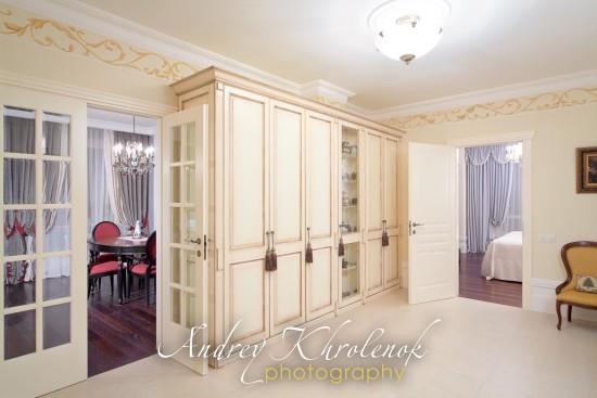 Интерьер прихожей в квартире. © Андрей Хроленок
