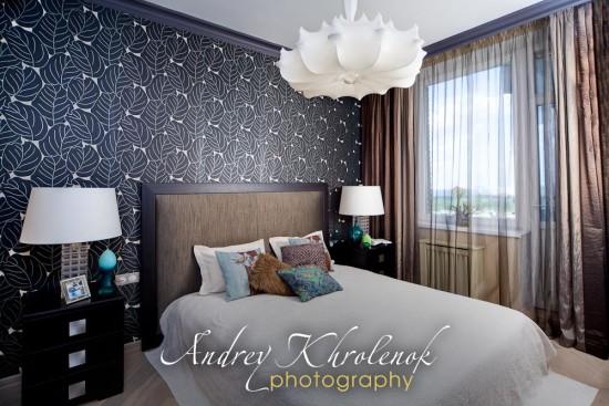 Панорама спальни. © Андрей Хроленок