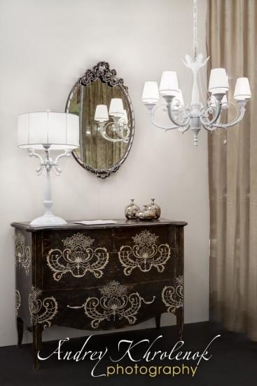 Комод Patina в прихожей. Фотосъёмка мебели для каталога © Андрей Хроленок