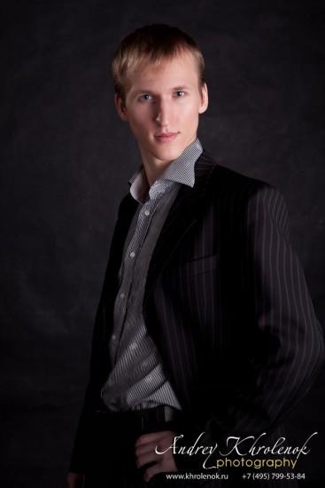 Портрет агента по недвижимости © Andrey Khrolenok