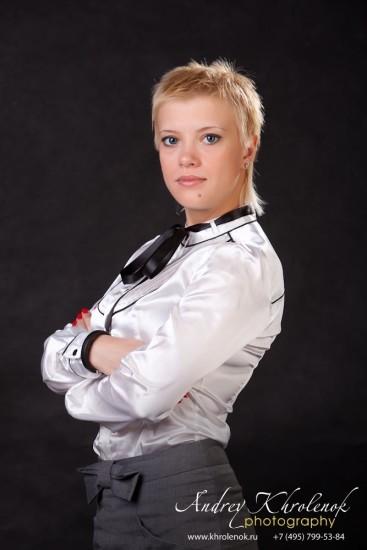 Фотосъёмка деловых портретов © Андрей Хроленок