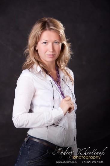 Фотосъёмка портретов © Фотограф Андрей Хроленок
