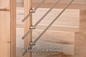 Элемент лестницы © Фотограф Андрей Хроленок