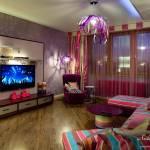 Необычная гостиная © Фотограф Андрей Хроленок