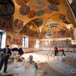Грановитая палата. Реставрация. © Фотограф Андрей Хроленок