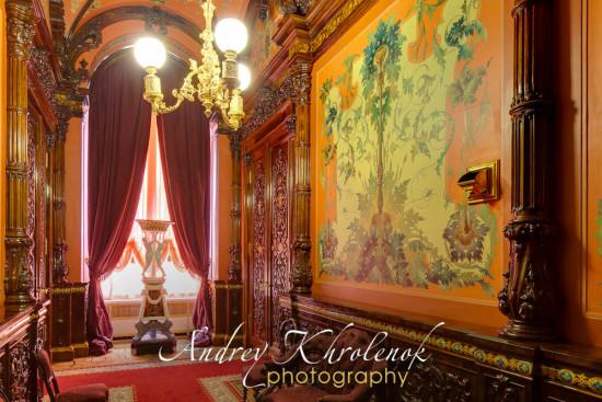 Комната фрейлин. Собственная половина Большого Кремлёвского Дворца. © Фотограф Андрей Хроленок