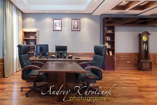Рабочее место директора госучереждения. © Фотограф Андрей Хроленок