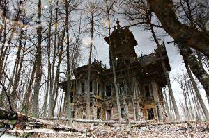 История красоты - Два удивительных затерянных дома в Костромской области