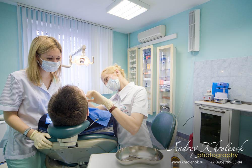 в кабинете у стоматолога скрытая камера-ач3
