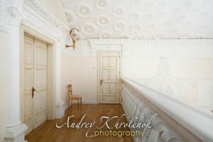 Балкон второго света в жилом доме. © Фотограф Андрей Хроленок