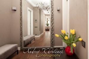 Коридор в квартире под продажу. © Фотограф Андрей Хроленок