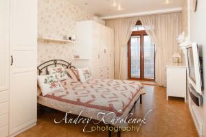Спальня в квартире под аренду. © Фотограф Андрей Хроленок