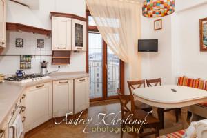 Кухня столовая в квартире. © Фотограф Андрей Хроленок