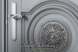 Фотосъёмка двери крупным планом. © Photographer Andrey Khrolenok