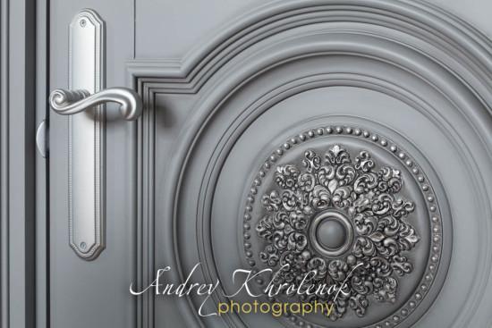 (Русский) Фотосъёмка двери крупным планом. © Photographer Andrey Khrolenok
