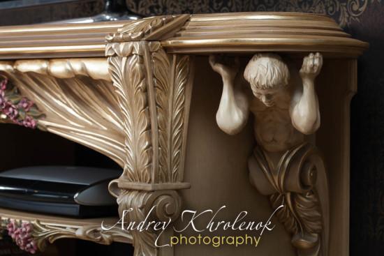 Фотосъёмка мебели для каталога. Детали. © Photographer Andrey Khrolenok